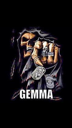 Gemma, the Reaper is coming for you...♊️ #SOA #FinalRide