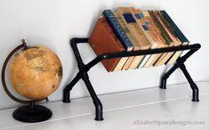 Estante para Livros com Cano PVC Passo a Passo