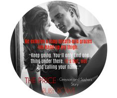 The Price: Greyson and Sasha's Story (A Novel Addition to The Terms Duet) is HOT!