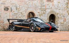 For over a decade, the Pagani Zonda has reigned as one of the most desirable exotics in the supercar scene. If we're going to believe Pagani, the Pagani Zonda Pagani Huayra, Pagani Car, Maserati, Bugatti, Ferrari Fxx, Lamborghini, Motor V12, Sexy Cars, Hot Cars