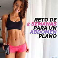 33 Ideas Fitness Mujer Abdomen Plano For 2019 Stubborn Belly Fat, Gym Time, Excercise, Stay Fit, Fitness Motivation, Fitness Workouts, Health Fitness, Women's Health, Weight Loss