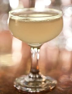 Summer Drinks - Aviation  Ingredients ― 2 ounces gin; ¾ ounce lemon juice; ¾ ounce maraschino liqueur. Preparation ― Shake all ingredients with ice. Strain into chilled coupe glass.   #Cocktail #Aviation #Gin #Maraschino #Liqueur #nytimes