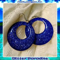 Confetti Lucite Hoops Deep Blue - Earrings  Available at  http://ift.tt/1s8Puqy  Left Menu  Earrings  Confetti Lucite  Available at  http://ift.tt/1puBckU  Handcrafted  In Francewith Love  since 2008 Glitter Paradise Do not copy do not reproduce.  #GlitterParadise #Handcraftedjewelry #Handmadewithlove #MadeinFrance #ConfettiluciteEarclips #ConfettiluciteEarrings #LuciteEarrings #ConfettiLucite #LuciteJewelry #MidcenturyModern #glitterjewelry #bijouxpinup #MidcenturyModernJewelry #Pinup…