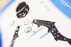 "https://flic.kr/p/SrEKbP   Book Illustrations ""366 short stories"" Children's book   Published by SHOGAKUKAN Japan www.behance.net/gallery/49330205/Book-illustrations366-st... みじかいおはなし366 (小学館)"