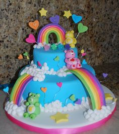 care bear cake 1000 images about care bears on care 2455
