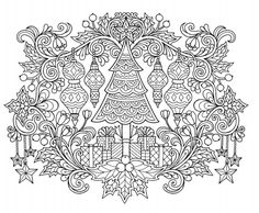 13 Best Free Christmas Coloring Pages images | Print coloring pages ...
