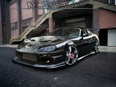 Toyota Supra, mark would die if he saw in the presence of this lol