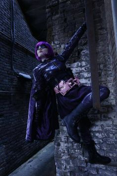 "A ""Kick Ass"" cosplay of Hit Girl! - 8 Hit Girl Cosplays"