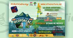 #RunningTickets #RetodeAltura #AdventureTrail #Ocoyoacac
