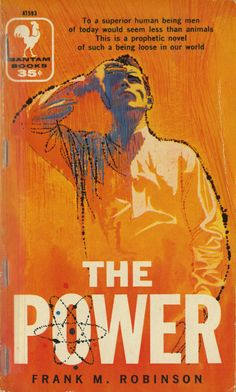 The Power, book cover