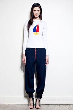 Band of Outsiders Resort 2013 Womenswear