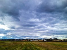 Autumn Sky 2. October 2013, iPhone