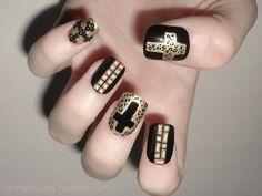 #rocker #nails