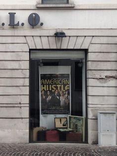 A.N.G.E.L.O. VINTAGE SHOP WINDOW AMERICAN HUSTLE INSPIRATION