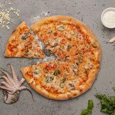 Frutti di Mare Vegetable Pizza, Vegetables, Food, Pizza, Veggie Food, Vegetable Recipes, Meals, Vegetarian Pizza, Veggies