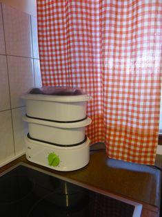 Cadeau gekregen van de schoonmoeder: deze superhandige stoomkoker van Braun! Al goed gebruik van kunnen maken en kan niet wachten om nog meer andere groentjes mee te kunnen klaarmaken!