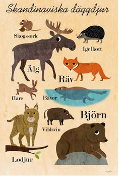 Nordic Thoughts: Ingela Arrhenius' Scandinavian posters...  Love this artist's work - proving difficult to find in Australia though!