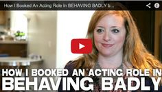How I Booked An #Acting Role In #BEHAVINGBADLY by #JenniferRBlake via http://Filmcourage.com.  More video interviews at https://www.youtube.com/user/filmcourage  #Pinterest #acting #filmandtelevision #film #actingadvice #pinoftheday #entertainmentindustry #interests #film