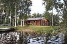 Joutsenlampi cottage