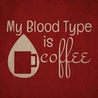 Framed Wine and Coffee Sayings II