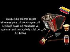 Amarte mas no pude Diomedes Diaz (Letra) - YouTube