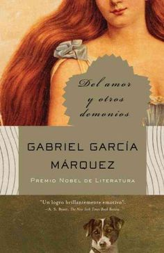 Del amor y otros demonios / Of Love and Other Demons (SPANISH)