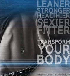 Summer Body Transformer Challenge: By: bodyrock.tv | Looking for a summer workout to get you bikini ready? Why not try this one? | #workouts #training #bodyrock