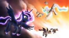 MLP: Change Of The Royal Guards