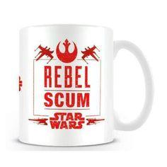 Caneca Star Wars - Rebel