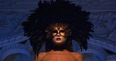 The Shining - The Station Nightclub Fire, Color In Film, Creepy Costumes, Venice Mask, Eyes Wide Shut, Canada Images, Shadow Play, Venetian Masks, Making Waves
