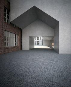 Aires Mateus vence concurso para a Universidade de Arquitetura de Tournai