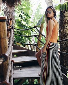 dec9b0cb258 Jamie Chung rockin  the Covry Maia while exploring the beauty of Bali.  These sunglasses