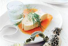 Zalmmousse met mierikswortel - Recept - Allerhande