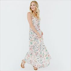 23278d517bbc Soren Flowy Back Dress. Alodie Rhymed In Prose