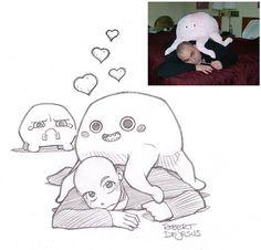 Facebook Chibi/Anime Contest Winner by Banzchan.deviantart.com on @deviantART