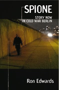 Ron Edwards (Sorcerer) designed this innovative historical game of Cold War intrigue in Berlin. Build scenes where agents keep losing friends and companions until you come in from the cold.
