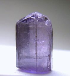 Purple Scapolite from Afghanistan