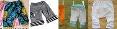 Max California: 76 Free patterns & tutorials for pants & shorts!