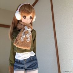 Smart Doll Mirai Suenaga by puppy52