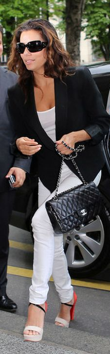 Chanel Flap Bag   CL Shoes!! Actualités People fb3ba66cddddd
