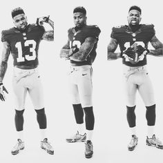 Odell Beckham Jr. Previous LSU Tiger, Currently NY Giant