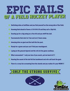 field hockey quotes funny - Google Search