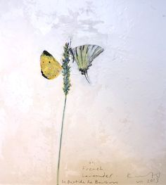 Enter to Win the Original Kurt Jackson Painting 'On French Lavender'