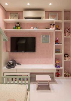 Kids Bedroom Furniture Design, Room Design Bedroom, Girl Bedroom Designs, Home Room Design, Home Decor Bedroom, Diy Room Decor, Home Interior Design, Little Girl Closet, Girls Room Design