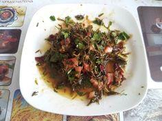 Zahter Salatası @ Hattena Hatay Sofrası  http://midemuhendisi.tumblr.com/post/51012242640/zahter-salatas-hattena-hatay-sofras-30-ocak