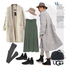 """The New Classics With UGG: Contest Entry"" by believelikebreathing ❤ liked on Polyvore featuring Free People, Topshop, UGG, Gap and ugg"