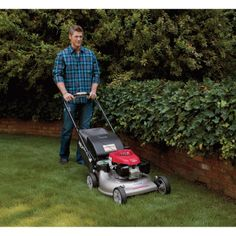 """I've owned several mowers but this is the first one that starts every time on the first pull (have had it two years now). Its quiet and doesn't use much fuel compared to my other mowers. When i called Honda to register it for the 3 year warranty they said that I had purchased it during ""Honda month"" which upgraded it to a 4 year warranty."" -MilitaryMan9mm  from Tulsa, Okla"