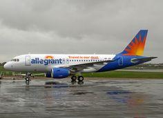 Allegiant Air A-319