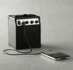 MP3 Amplifier Player