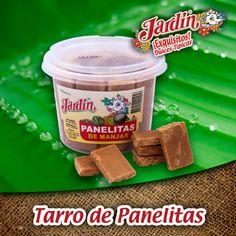 Tarro de Panelitas. Adquiere nuestros productos en http://www.productosjardin.com/navidad/